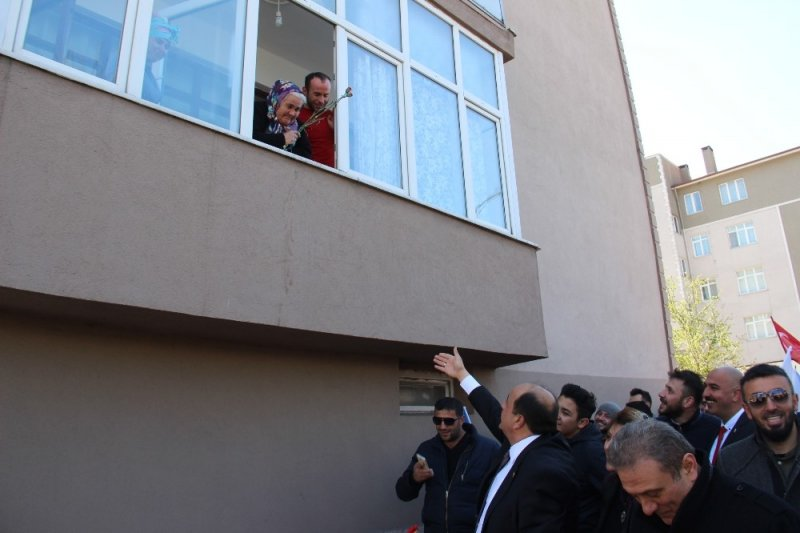 Başkan Demirtaş'tan final yürüyüşü