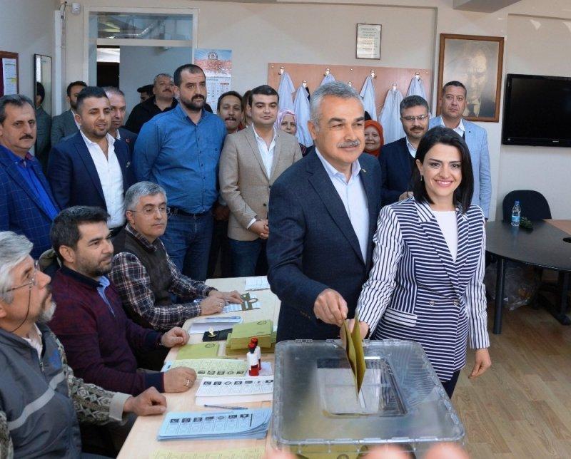 """Mustafa Savaş, """"Aydın'da güzel bir netice elde edeceğiz"""""""