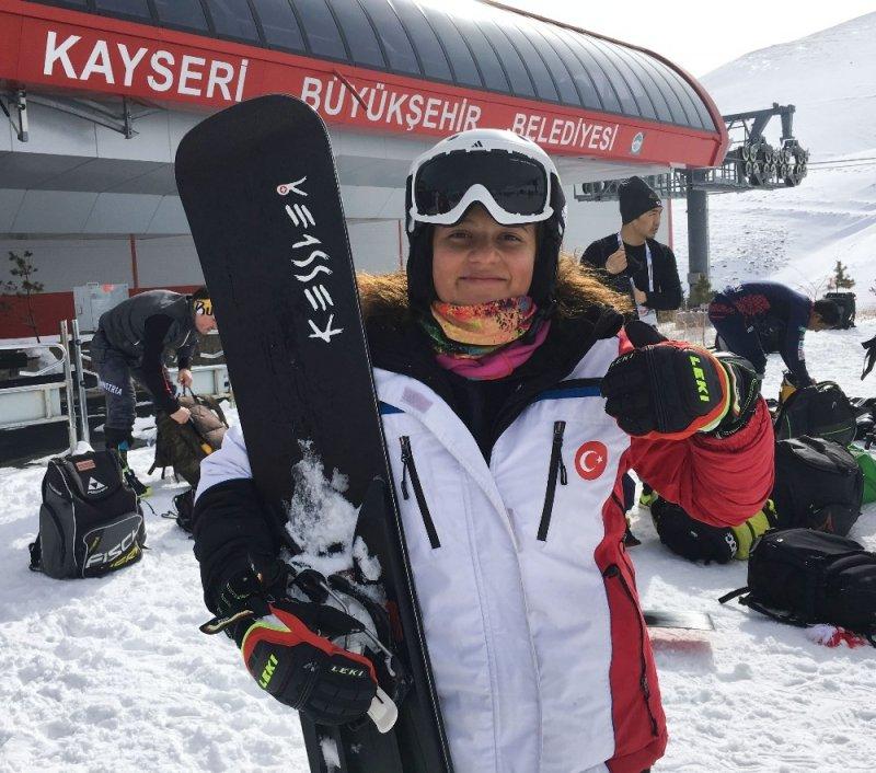 Erciyes A.Ş. Sporcusu Gençler Dünya Şampiyonasına katılacak