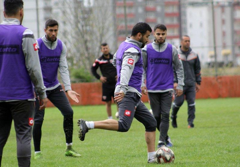 Adanaspor, Karabükspor maçı hazırlıklarını sürdürdü