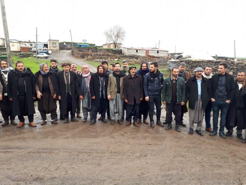 Siverek'te 184 seçmeni olan mahalle seçimi boykot etti