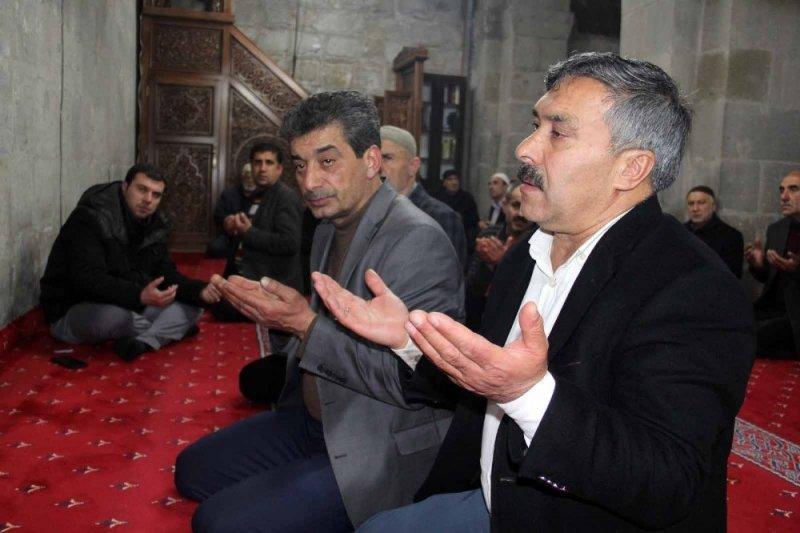 Bitlis'te Miraç Kandili coşkusu