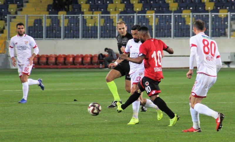 Spor Toto 1. Lig: Gençlerbirliği: 1 - Boluspor: 1