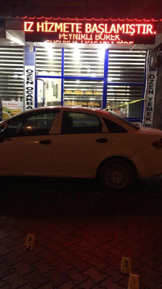 5 kişiyi yaralayan saldırgan polisten kaçamadı