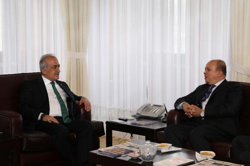 Atatürk Üniversitesi, Uluslararası anlaşmalarına devam ediyor
