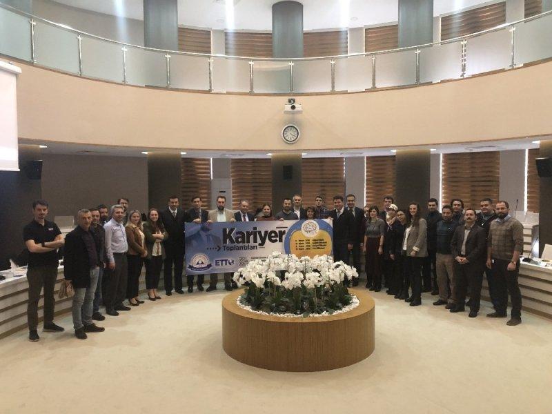 Erciyes Teknoloji Transfer Ofisi Tarafından Akademisyenlere Yönelik Kariyer Toplantıları Düzenlenmeye Başlandı