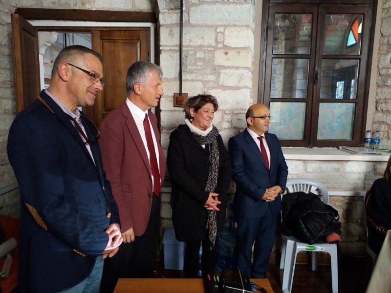 Foça'da girişimcilere teşvik müjdesi