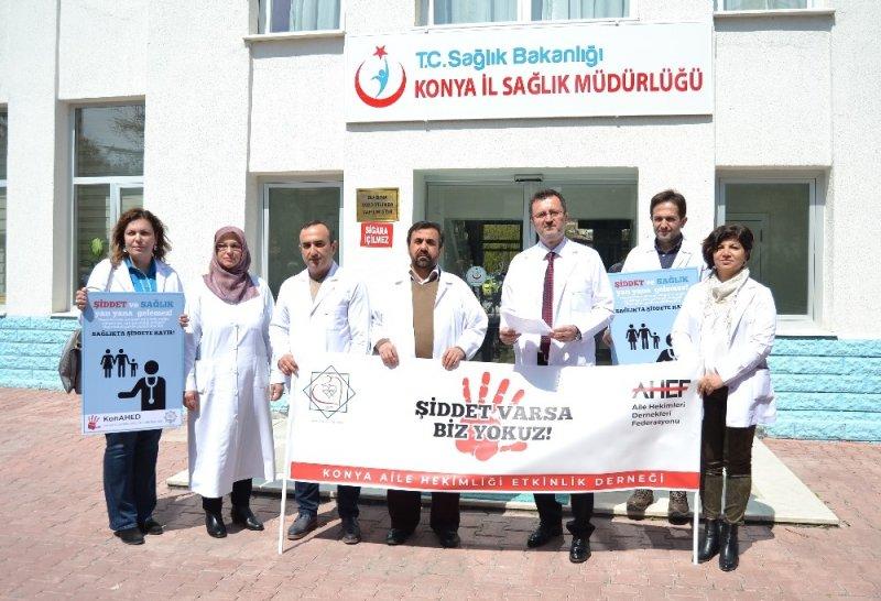 KONAHED'den İzmir'de aile hekiminin darp edilmesine tepki