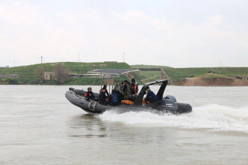 Musul'da Türk dalgıçları arama çalışmalarını sürdürüyor