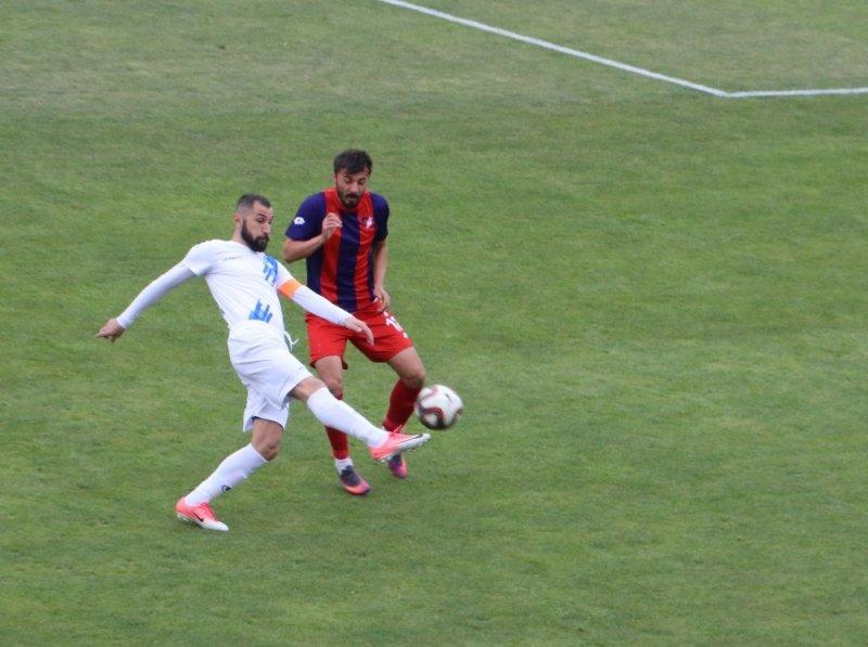 TFF 3. Lig: Düzcespor: 1 - Altındağ Belediyespor: 0