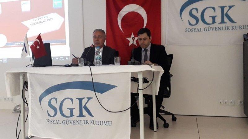 SGK tarafından ALTİD üyelerine turizm teşvikleri anlatıldı
