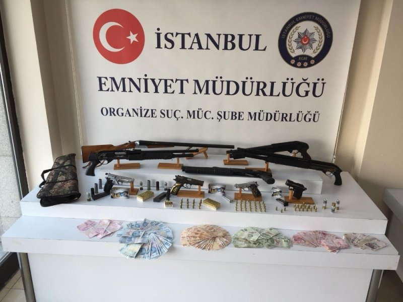 İçişleri Bakanlığı açıkladı: 2018'de 332 operasyon düzenlendi, 297 suç örgütü çökertildi