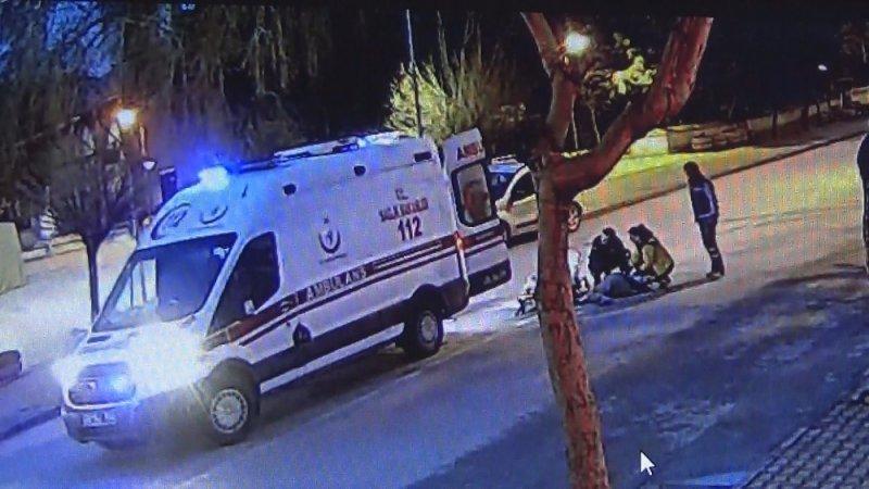 Karaman'daki ölümlü trafik kazasının görüntüleri ortaya çıktı