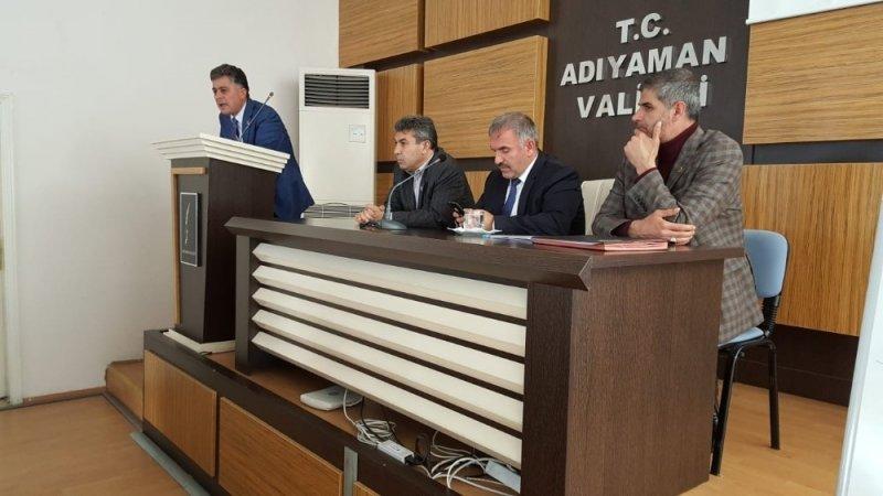 SYDV'ye muhtarlardan mütevelli üyesi seçildi
