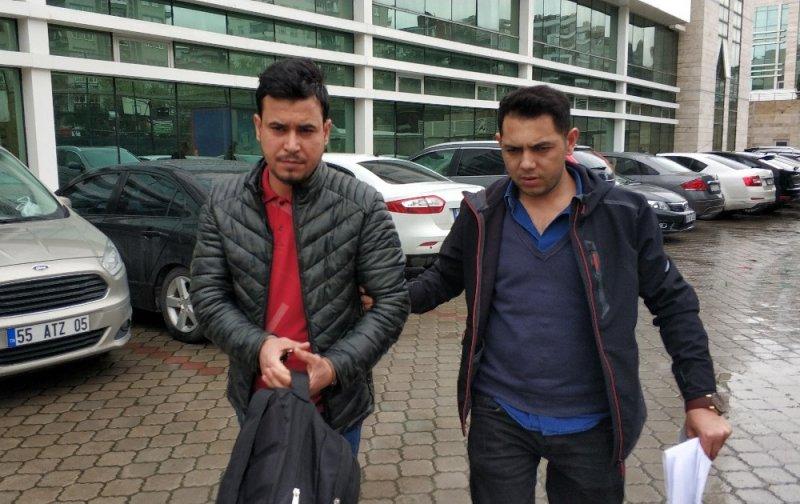 Samsun'da Iraklı şahıs DEAŞ'tan tutuklandı