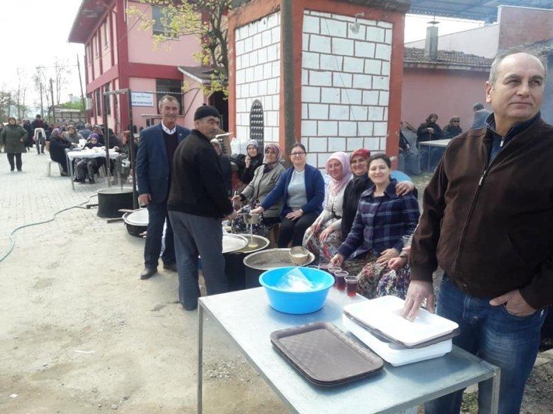 Yenice'de Karabey köyü hayrı yapıldı