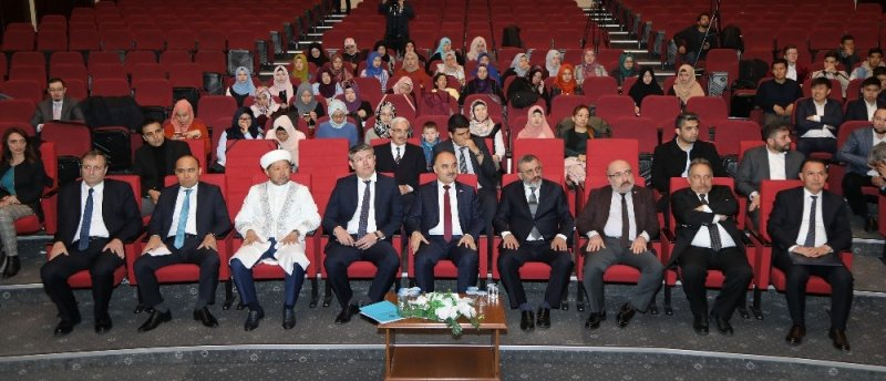 Türkiye'de İslam Bilimleri Alanında Eğitim Gören Kazakistanlı Öğrenciler ERÜ'de Buluştu