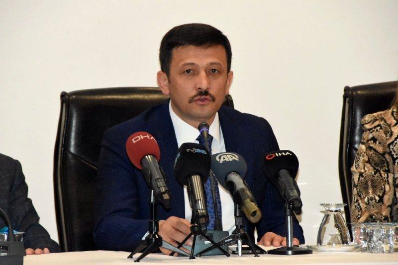 """AK Parti'li Dağ: """"CHP'nin mazeret hakkı yok"""""""