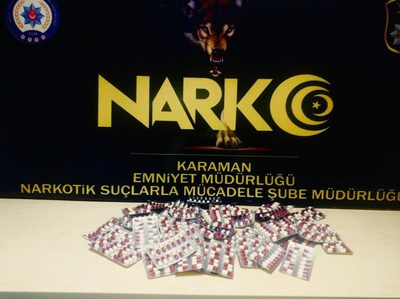 Yeşil reçeteli ilaç satan 2 kişi tutuklandı