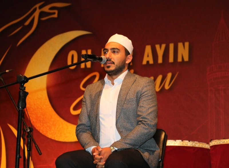 Büyükşehir'in geleneksel Ramazan etkinlikleri başladı