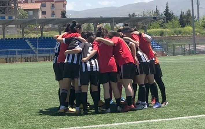 Kayseri Gençlerbirliği, genç kızlarda Türkiye finaline adını yazdırdı