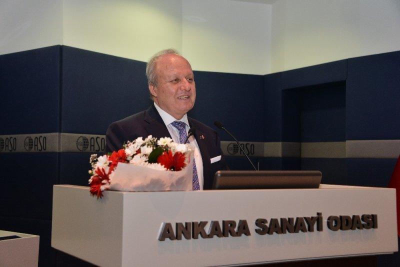 """ASO Başkanı Nurettin Özdebir: """"Kadınlarımızın pozitif ayrımcılığa ihtiyacı yok"""""""