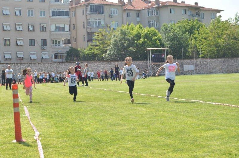 """Lüleburgaz'ın """"enleri"""" yarıştı"""