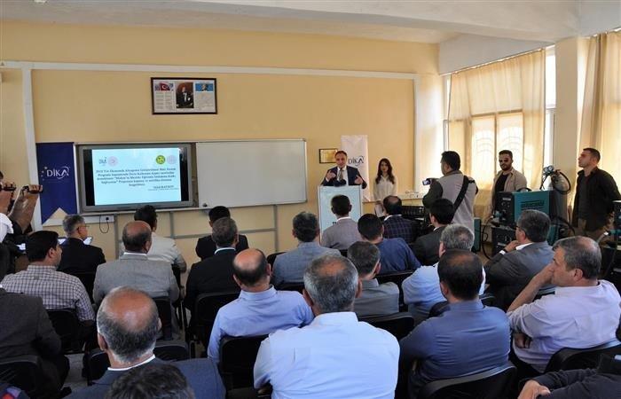 DİKA'dan mesleki eğitim projesine 405 bin liralık destek