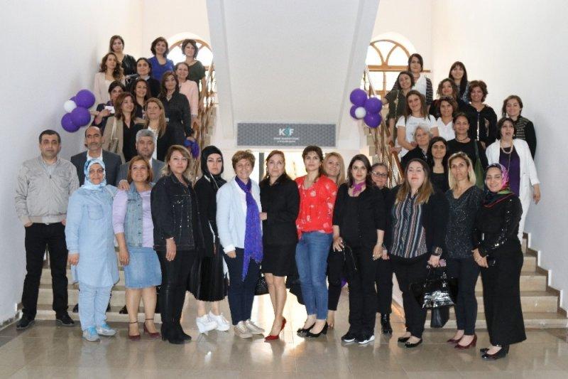 ABD Büyükelçiliğinden DTSO Kadın Meclisine hibe desteği
