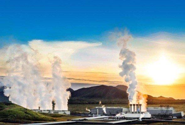 Küresel ısınma ve hava kirliliğinin ilacı: 'yenilenebilir enerjide temiz kaynak jeotermal enerji'