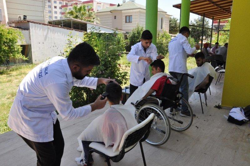 Kızıltepe'de Engelliler Haftası etkinlikleri
