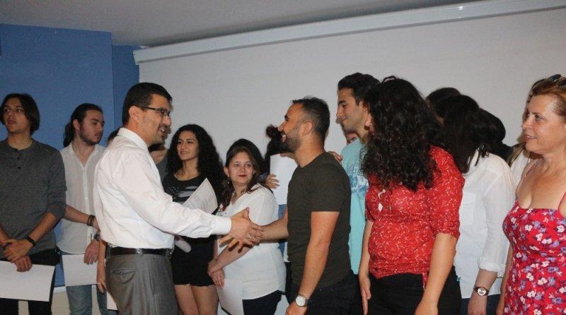 Marmaris'te 350 üniversite öğrencisine 'Hijyen Eğitimi' kursu verildi