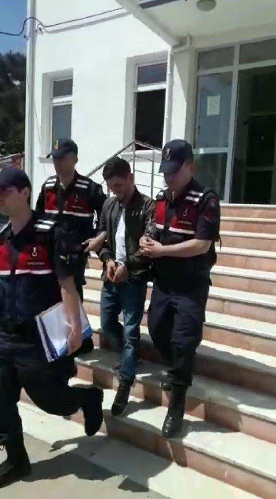 32 ayrı hırsızlık olayının zanlısı jandarmaya yakalandı