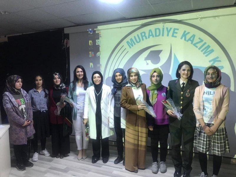 Muradiye'de 'Rol Model' buluşması