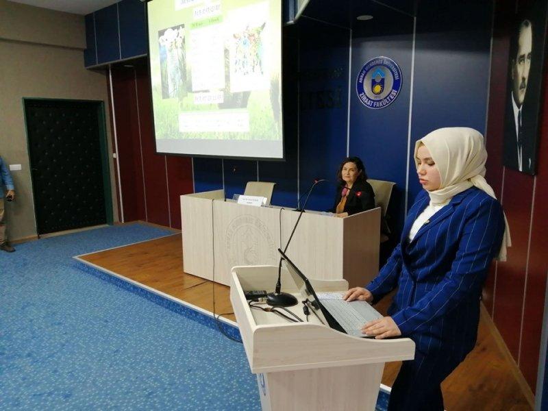 ADÜ Ziraat Fakültesi TÜBİTAK proje sunumlar gerçekleştirildi