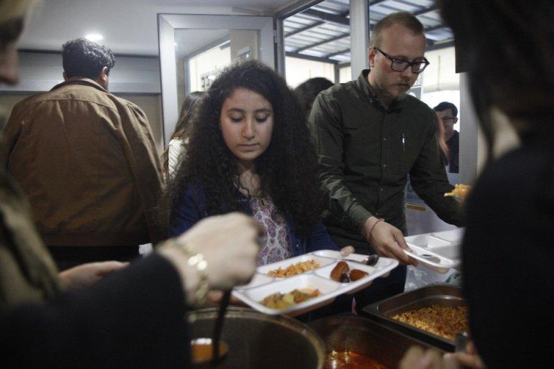 GESBAV'dan öğrencilere iftar