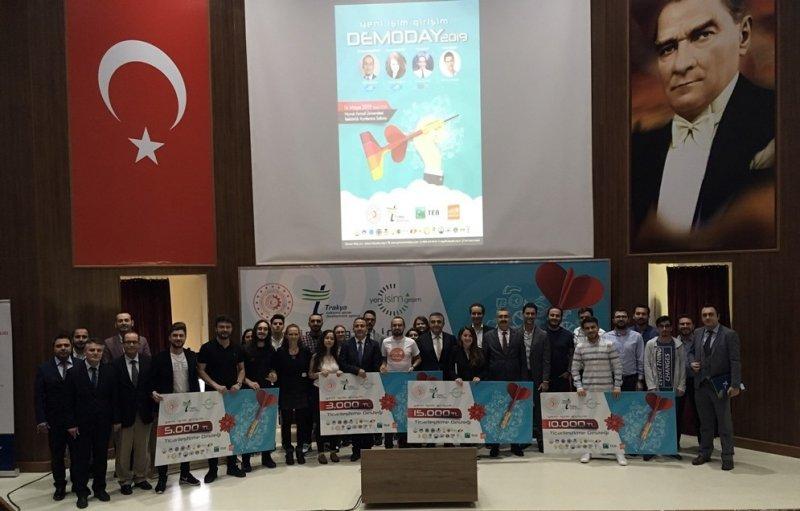 'Yeni İşim Girişim Programı'nda 8 aday finalde yarıştı