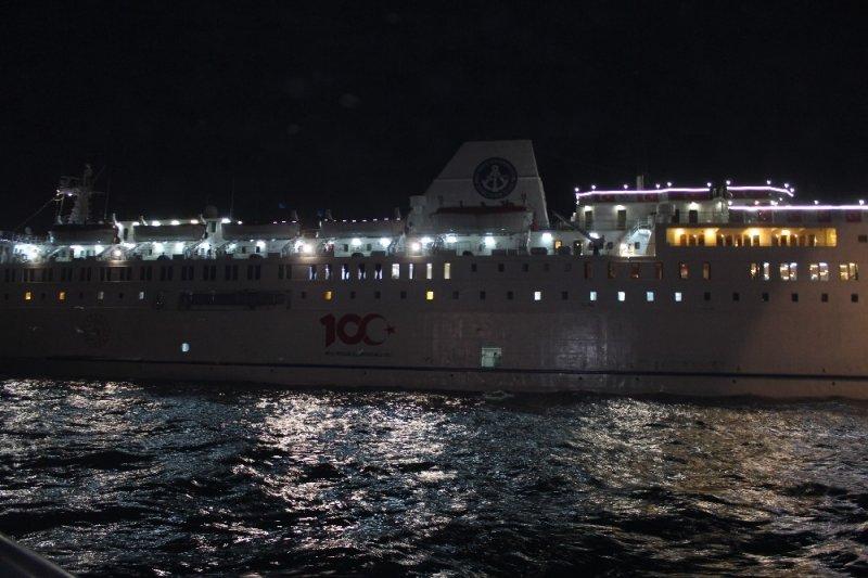 Piri Reis Üniversitesi Gemisi, İstanbul'dan Samsun'a tarihi yolculuğa çıktı