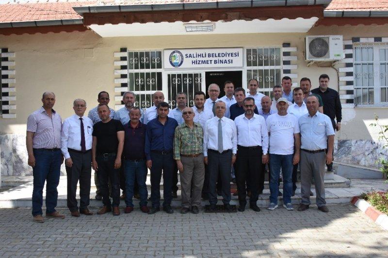 Başkan Kayda'dan Poyrazdamları Mahallesi'ne ziyaret