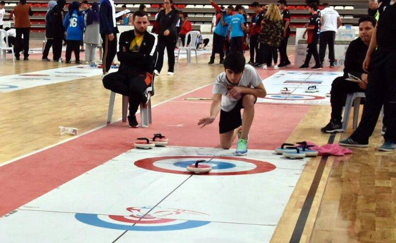 Curling Şampiyonası sona erdi