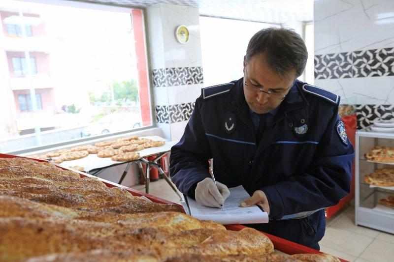 Talas'ta Zabıtadan Ramazan Denetimi