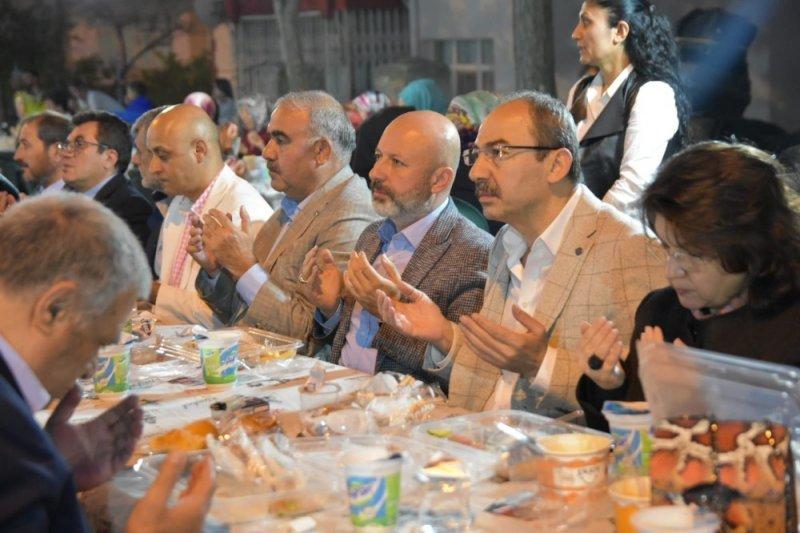 KTO AB Bilgi Merkezi'nden Avrupa Günü'nde İftar Yemeği
