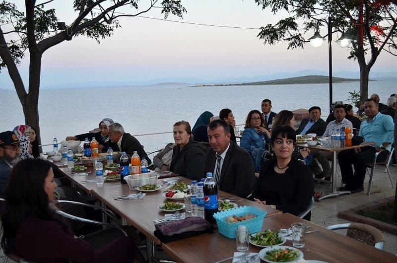 Didim Kaymakamı Türköz şehit aileleri ve gazileri iftarda sğırladı