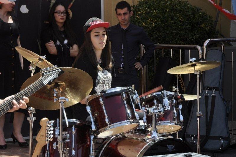 GKV 19 Mayıs gençlik konserlerine ilgi büyük