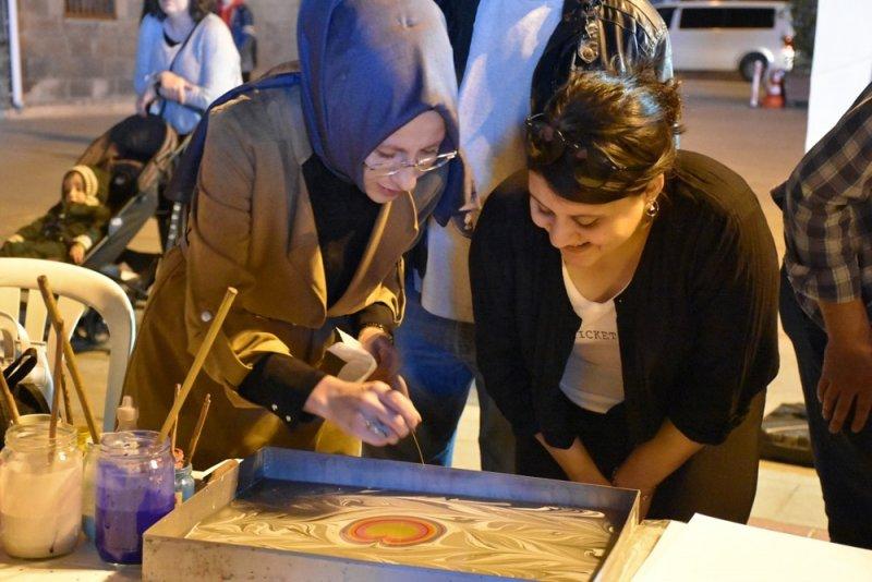 Isparta'da iftar sonrası Gençlik Haftası etkinlikleri