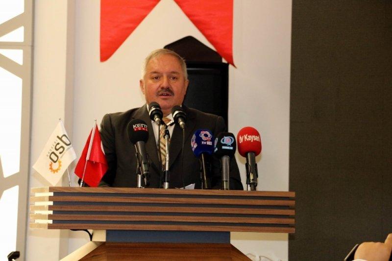 """Başkan Nursaçan: """"Hep birlikte yeni başarı hikayeleri yazacağız"""""""