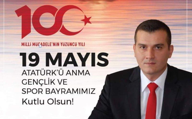 Aydın MHP'den 19 Mayıs kutlaması