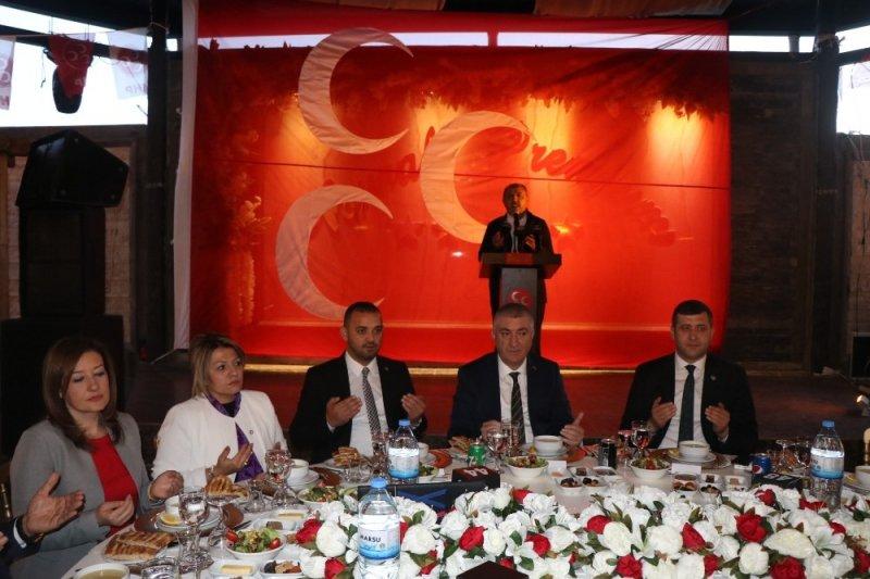 """Baki Ersoy: """"Kayseri'miz için başarılı çalışmalarımız devam edecek"""""""