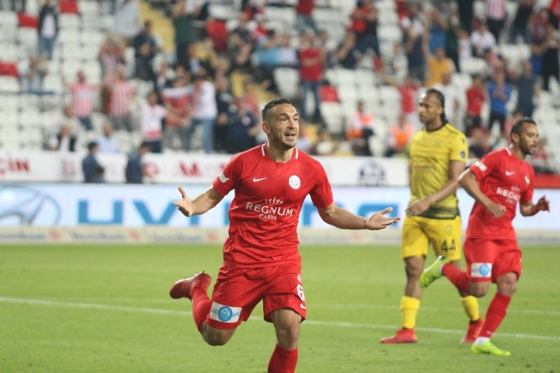 Spor Toto Süper Lig: Antalyaspor: 3 - E.Y. Malatyaspor: 0 (Maç sonucu)