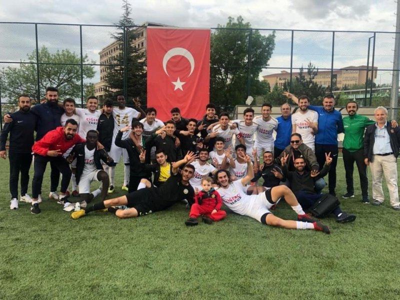 U19 Türkiye Şampiyonasında son 4'e kaldı